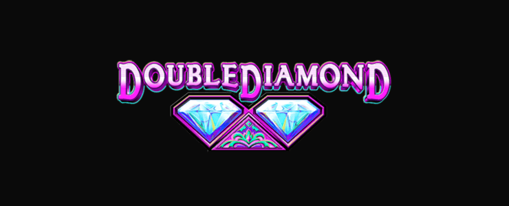 Double diamond slot - Header Logo