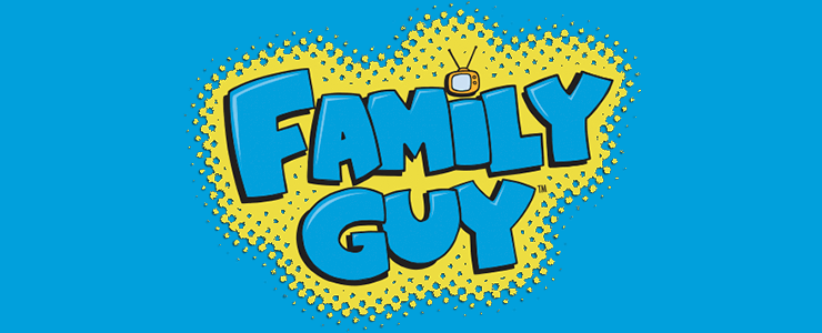 Family Guy Slot Logo