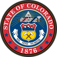 Online Gambling Colorado State Seal