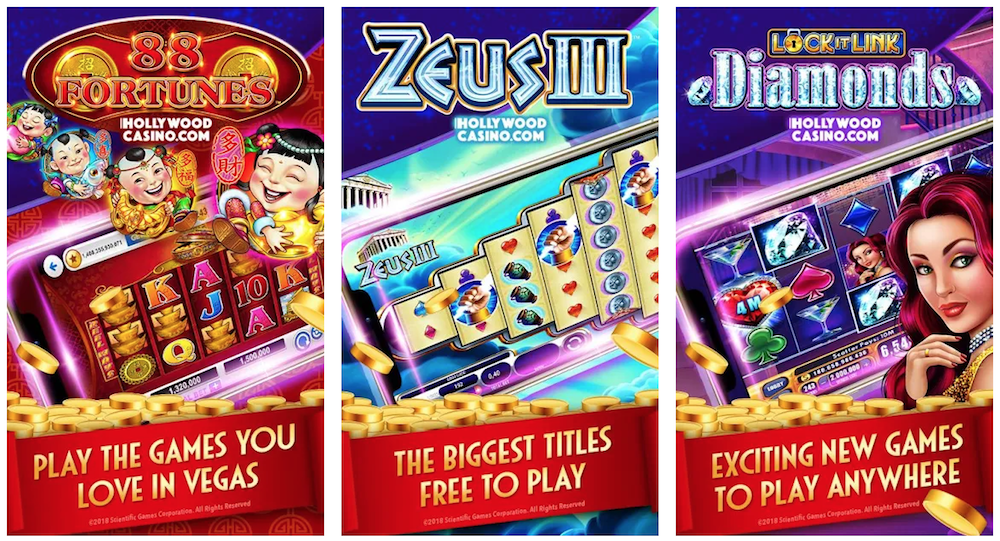Hollywood Casino Mobile App