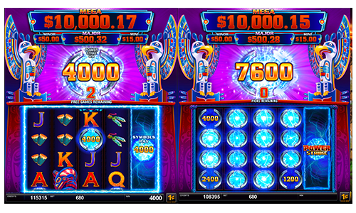 Power Strike Spirit Hawk Slot review