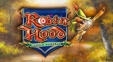 robin hood prince of tweets slot review
