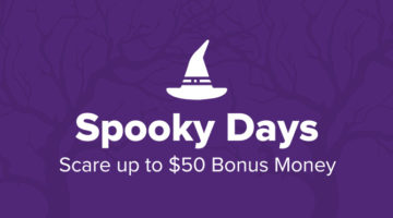 Virgin Casino Spooky Days – Get up to $50 Bonus Money