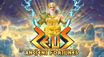 zeus ancient fortunes slot review