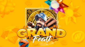 Virgin Casino Grand Feast Promo